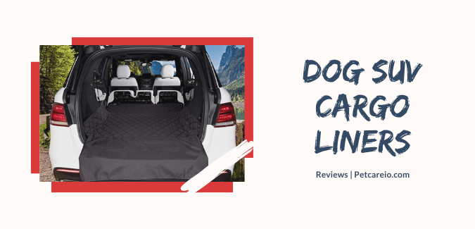 Dog SUV Cargo Liners